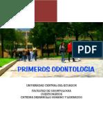Cuestionario Desarrollo Humano y Liderazgo UCE Odontologia Dr.loza