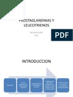 PROSTAGLANDINAS Y LEUCOTRIENOS.pptx