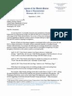 9.11.2018 Letter From MRM to DAG Rosenstein