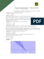 PAUTA - Sistema de Ecuaciones e Inecuaciones