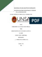 Analisis Morfologico Del Diario Terminado