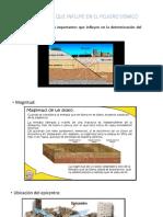 Parametros Que Influye en El Peligro Sismico
