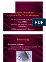 Removable Orthodontic Appliances (ROA)2 [Compatibility Mode]