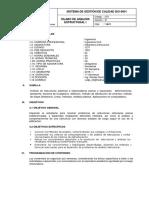 Silabo Analisis Estructural I-2018