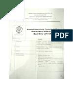 SOP Manajemen Afiksia Pada BBL