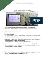 Cuestionario Del Tutorial de Utilización Del Osciloscopio