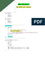 FUNCIONES DEL C++ 2017-I
