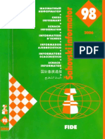 98 Chess Informant 2006