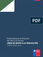 Bases Fondo Traducción 2018