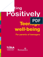 Teenagers Wellbeing d3