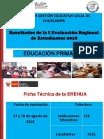 EREHUA 2018