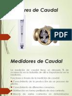 Medidores de Caudal.ppt