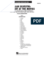 A Night at the Movies - Arr. Michael Brown-1