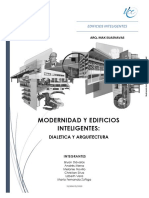 Modernidad y Edificios Inteligente