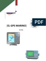 El GPS marino