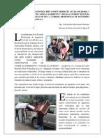 Articulo Periodistico Ingenieria Civil - Doctrina Ll Modificado