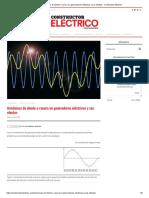 Armónicas de Diente o Ranura en Generadores Eléctricos y Sus Efectos - Constructor Eléctrico
