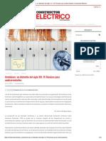 Armónicos_ Un Disturbio Del Siglo XXI. 15 Técnicas Para Contrarrestarlos Constructor Eléctrico