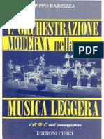 L'orchestrazione moderna nella musica leggera_Barzizza