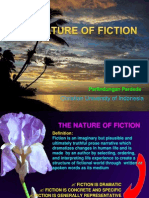 The Nature of Fiction