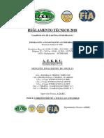 1Reglamento Tecnico AZKRU 2018