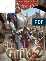 The Guild 2 - Manual - PC