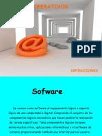 Sistemas operativos, presentación.