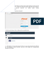 Reset Password Wordpress Di Cpanel