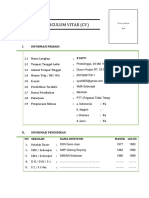 cv. curriculum vitae (DAFTAR RIWAYAT HIDUP).docx