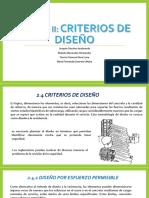 seguridad estructural y criterios de diseño
