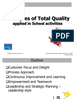 2a_Principles of Quality w Student Activities