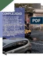 (Jovanovich O) Ciudad y Complejidad