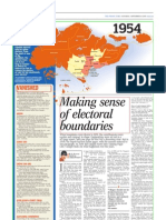 Making sense of electoral boundaries