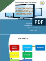 Tecnología de La Informacion y La Comunicación
