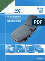 Abex Brake Pad Catalog 2013.06
