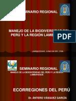Vdocuments.mx 1 Ecorregiones Del Peru 060606