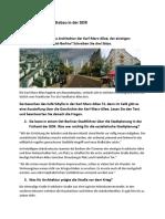 Architektur Und Städtebau in Der DDR