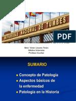 Introduccion a La Patologia General