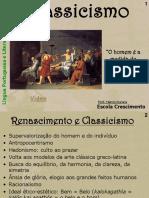 Classicismo Certo