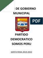 Partido Democratico Somos Peru