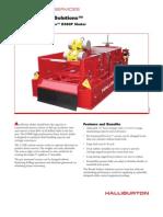 D-380P Shaker Brochure