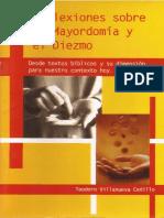 Reflexiones sobre la mayodomía y el diezmo.pdf