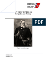 BOAT CREW HANDBOOK.NAVIGATING AND PILOTING.- USCG.pdf