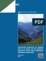 B-046-Boletin Prospeccion Geoquimica...Cuenca Rio Apurimac