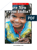 Are You From India