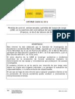 informe accidente y perdida del LUNO en Bayona 05.02.2014.pdf