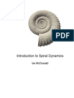 Introduction to Spiral Dynamics