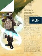 Chronomancer_(5e) pdf | Dungeons & Dragons | D20 System