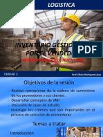 LOGISTICA Unidad 3 Vendor Managed Inventory
