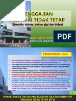 GAJI PTT